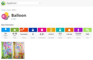 Imagem website app_balloon_puzzle
