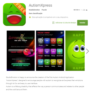 Imagem website autismxpress