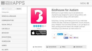 Imagem website birdhouse_for_autism