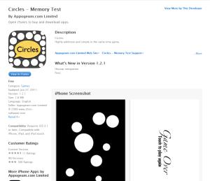 Imagem website circles