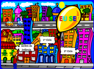 Imagem do website eu_sei