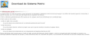 Imagem do website Motrix