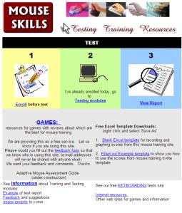 Imagem do website mouse_skills