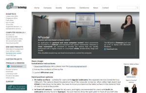 Imagem do website NPointer