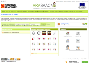 imagem do portal_arasaac
