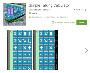 Imagem website talking_calculator